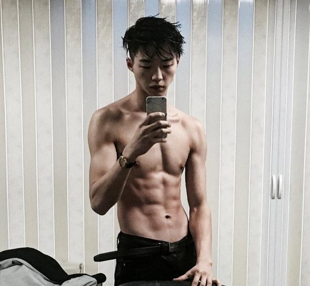 Hot asian boy