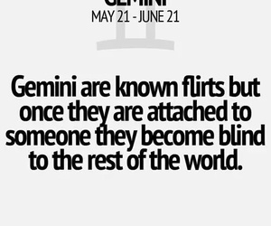 gemini, quote, and zodiac image