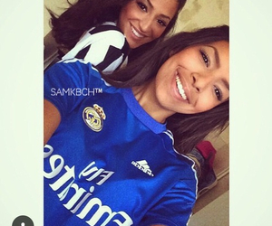 girl, dz, and real madrid image
