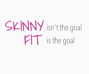 fit, fitness, and skinny image
