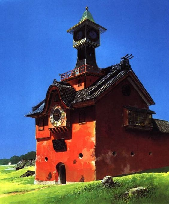 Spirited Away 千と千尋の神隠し Background Art C Studio Ghibli Blog Website Www Ghibli Jp Online Store Please Support The Artists And Studios Featured Here By Buying