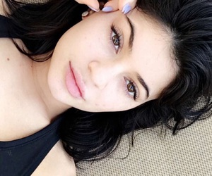 natural, natural beauty, and kylie jenner image