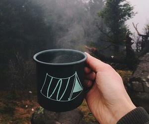 travel, tea, and vintage image