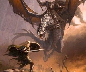 eowyn, fantasy, and lord of the rings image