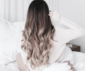 pretty, ombre, and beautiful image