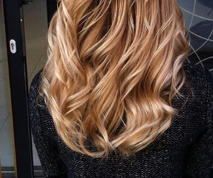 hair, ombre, and hairgoal image