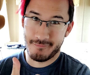 markiplier, youtube, and youtuber image