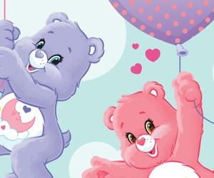 bears, cartoon, and wallpapers image