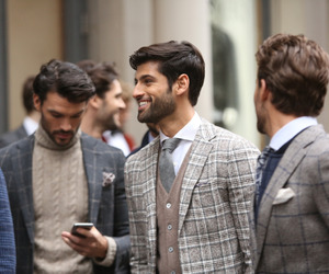 beard, fashion, and gentlemen image