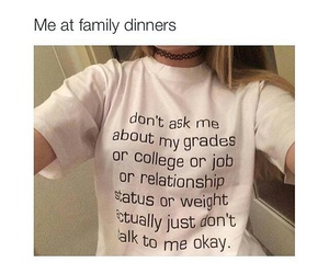funny, shirt, and me image