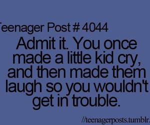 true, funny, and kids image
