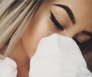eyebrows, inspiration, and white image
