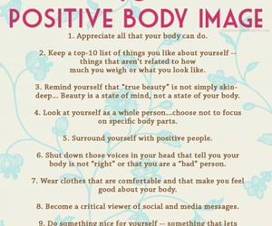 body, positive, and fitness image