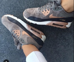 sneakers, air max, and fashion image