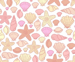 pattern, wallpaper, and beach image