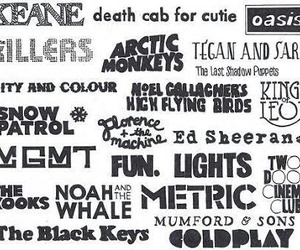 bands, music, and arctic monkeys image