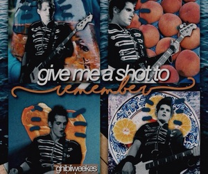 edit, mikey way, and my chemical romance image