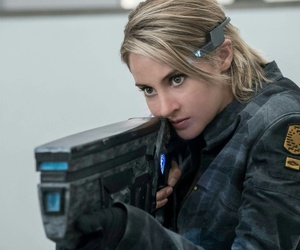 allegiant, Shailene Woodley, and divergent image