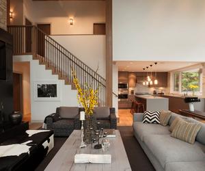 apartment, decor, and interior design image