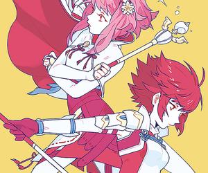 sakura, fire emblem fates, and hinoka image
