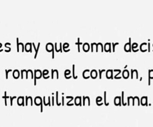 frases, 💔, and 😭 image