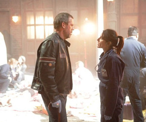 cuddy, house, and house md image