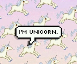unicorn, wallpaper, and tumblr image