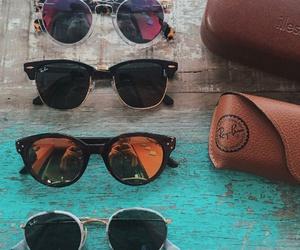 summer, sunglasses, and fashion image