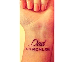 dad, daddy, and miss you image