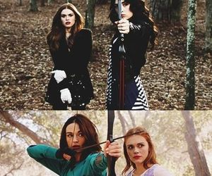teen wolf, lydia martin, and crystal reed image