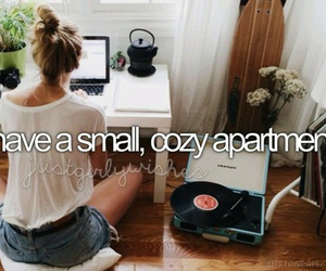 apartment, bucket, and girly image