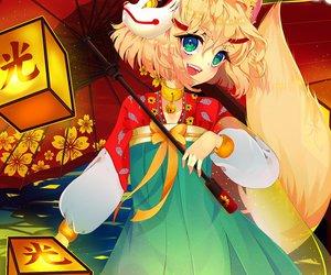 anime, anime girl, and china image