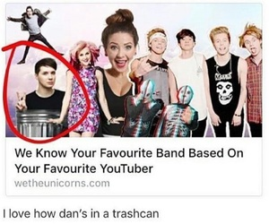 youtube and dan howell image
