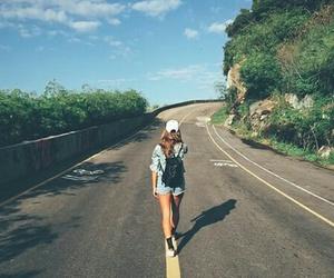 adventure, goals, and run image