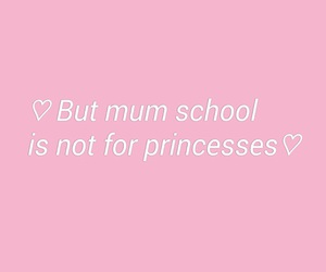 aesthetic, princess, and school image
