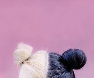 hair, melanie martinez, and pink image