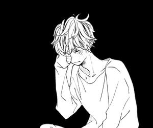 anime, boy, and edit image