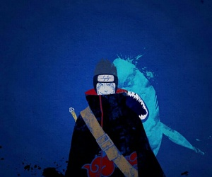 akatsuki, kisame, and anime image