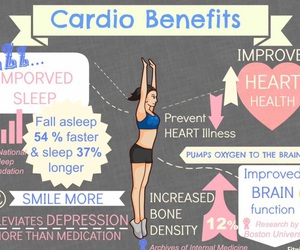 cardio, fitness, and workout image