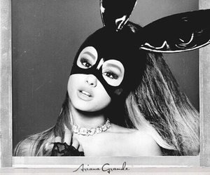 new, ariana, and song image
