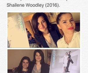 Shailene Woodley, divergent, and allegiant image