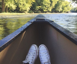 canoe, miss, and converse image