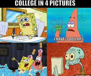 college and funny image