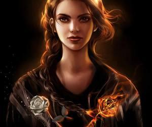 hunger games, katniss, and katniss everdeen image
