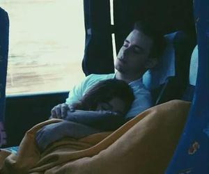 couple, love, and sleep image