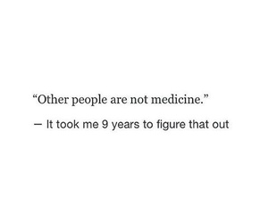 quotes, medicine, and life image