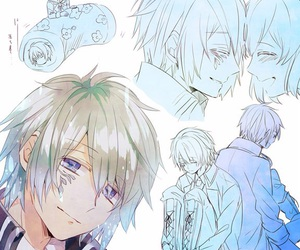 anime boy and norn9 image