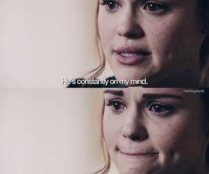 love, teen wolf, and lydia martin image