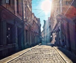 city, good, and happy image