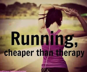 running, fitness, and therapy image